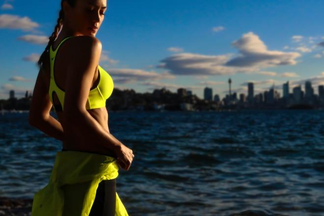 Nike Pro Bra, Bianca Cheah