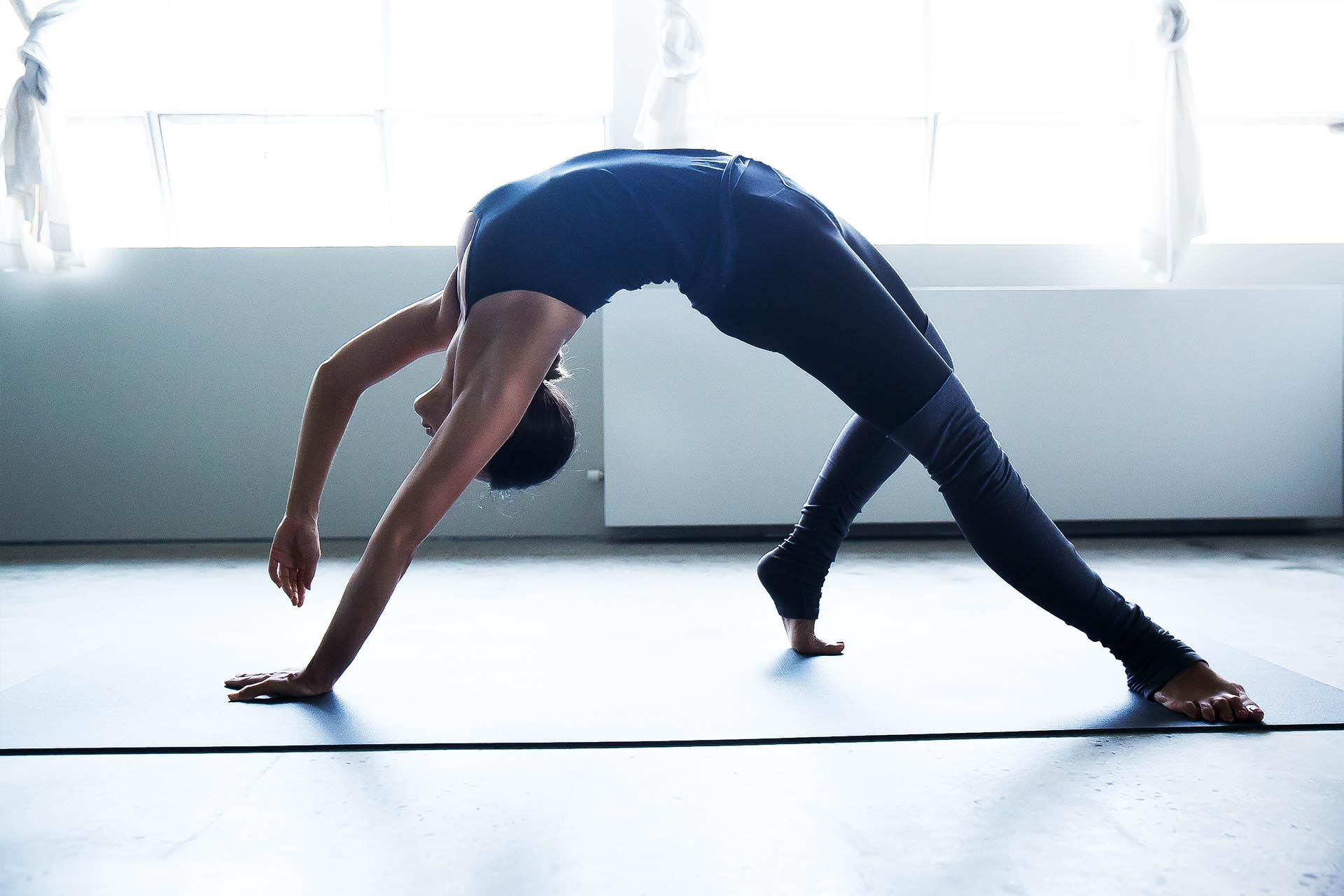 Melbourne One Hot Yoga Bianca Cheah