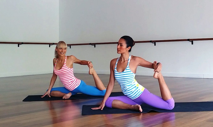 Running Stretches, Bianca Cheah