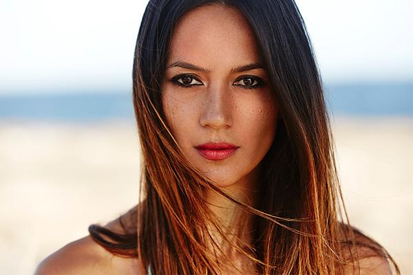 Bianca Cheah, Shiseido