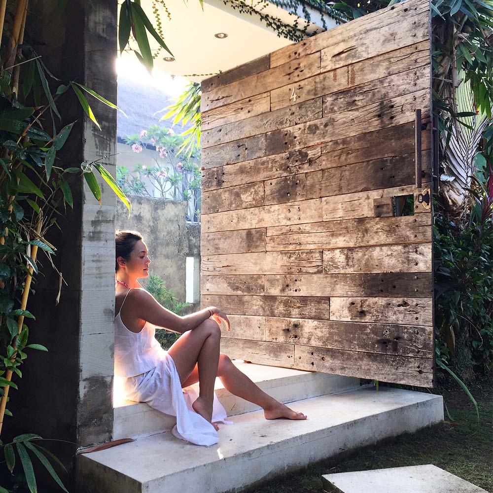 Bianca Cheah, Villa Sahaja, Bali