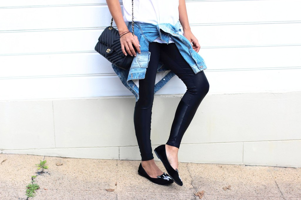 Bianca Cheah, Frenchie flats