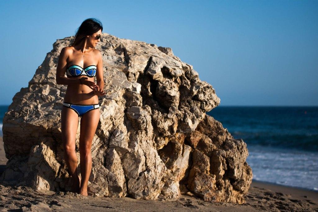 Triangle bikinis, Bianca Cheah