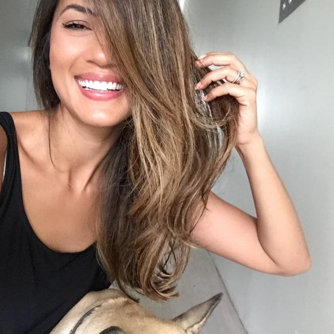 Bianca Cheah, balayage hair, People Hairdressing