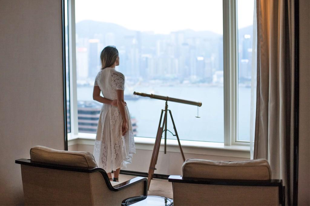 Peninsula Hong Kong, Bianca Chea