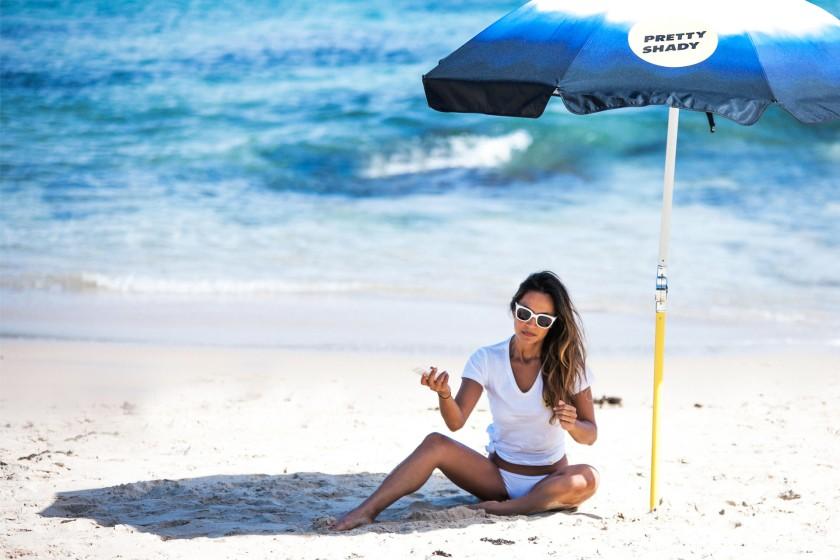 Bianca Cheah, Pretty Shady, Sun cancer Sun safe