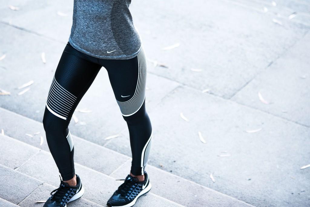 Nike Power Tights, Bianca Cheah