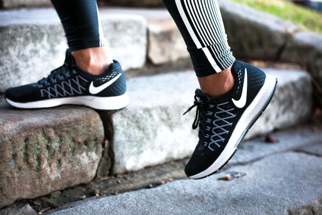 Nike pegasus, Bianca Cheah