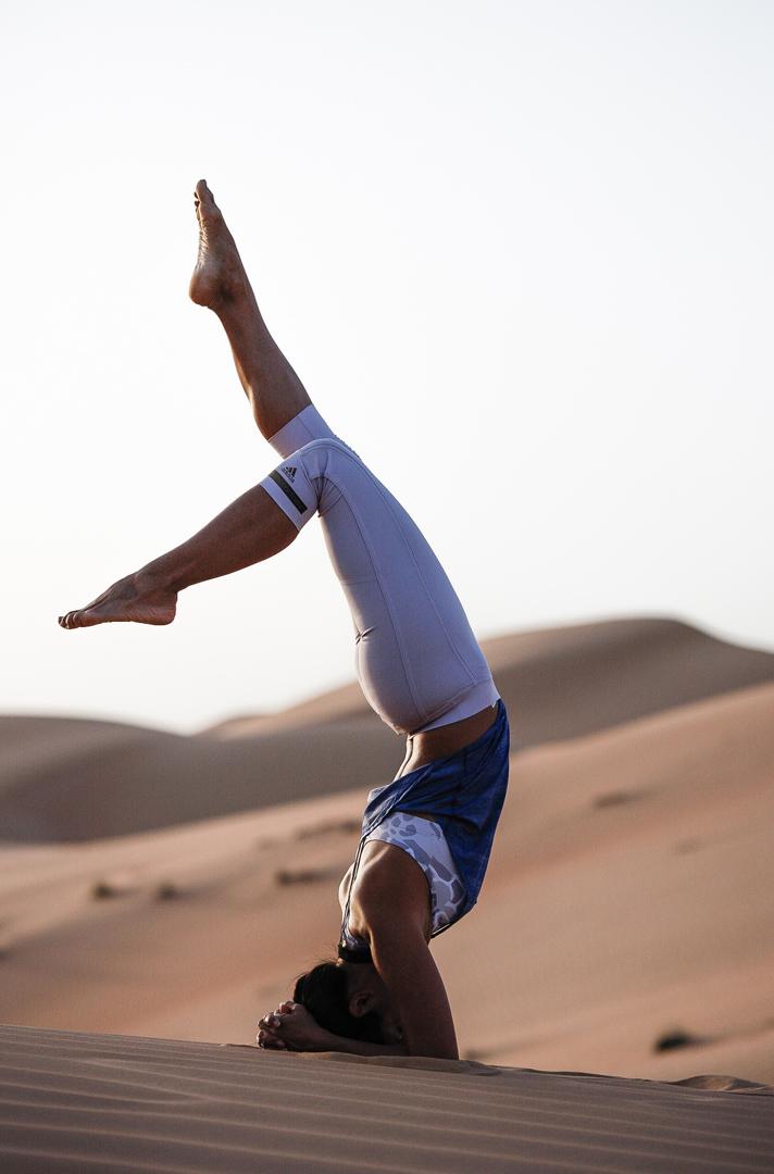 Bianca Cheah, adidas, Nike, UAE, Qasr Al Sarab, stylerunner