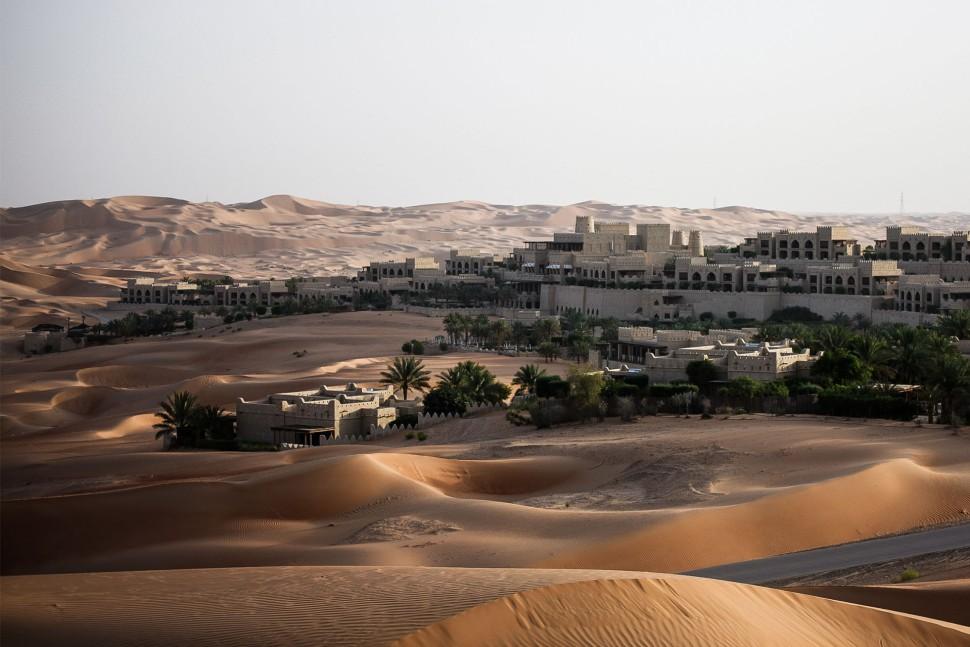 Qasr Al Sarab, Liwa Desert