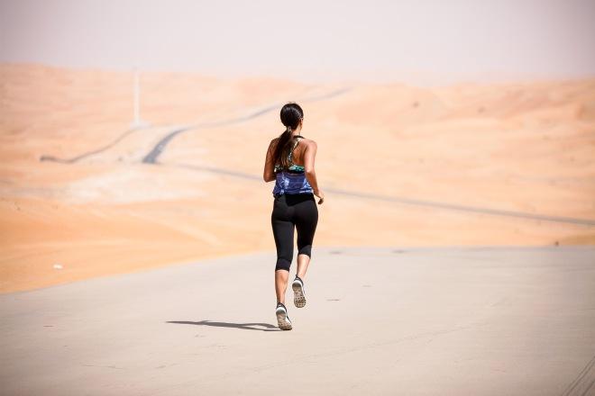 Bianca Cheah, Liwa Desert, Qasr AL Sarab