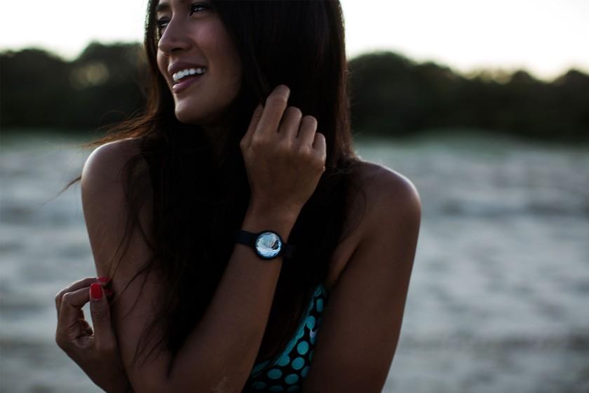 Bianca Cheah, Swarovski activity tracker, crystal fit tech, crystal activity tracker