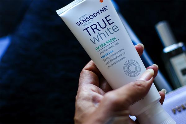 Sensodyne Toothpaste, Sensitive teeth