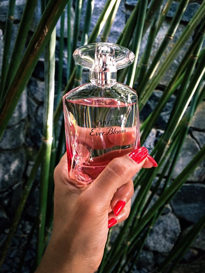 Shiseido Everbloom fragrance