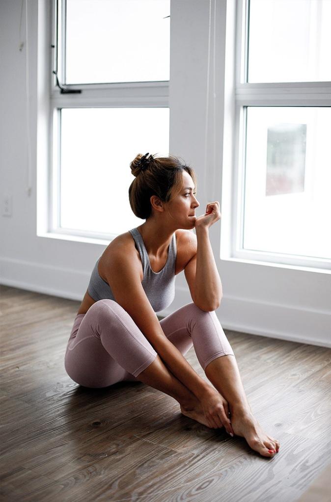 Bianca Cheah in Grana Move activewear