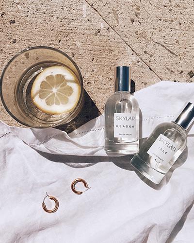 Non-toxic skylar perfume