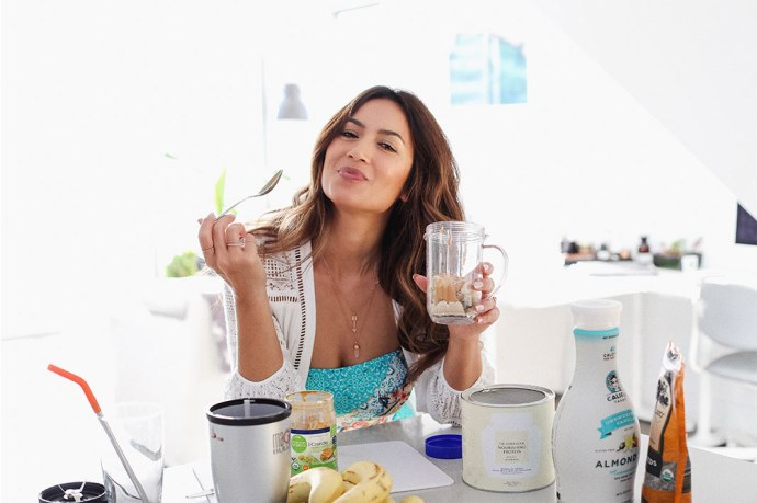 Bianca Cheah beauty routine