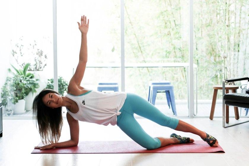 Prenatal yoga with Bianca Cheah
